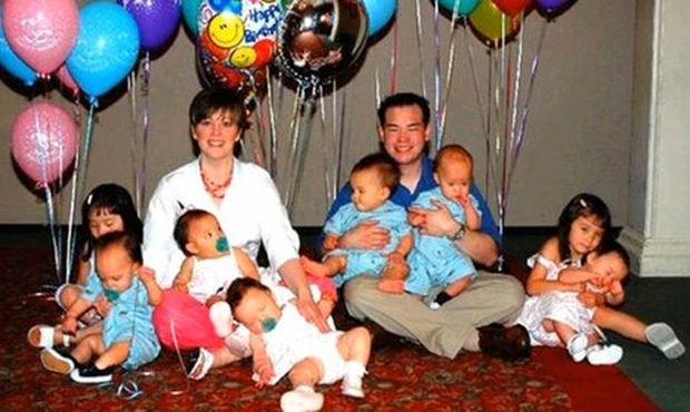 Ο Τζον, η Κέιτ και τα οκτώ παιδιά τους!