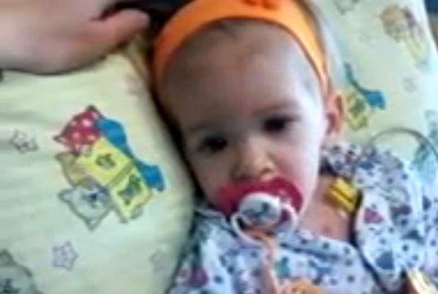 Η συγκινητική ιστορία της μικρής Λάρα που έγινε άγγελος! (βίντεο)