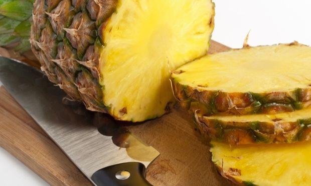 Συνταγή για φανταστικό καραμελωμένο ανανά!
