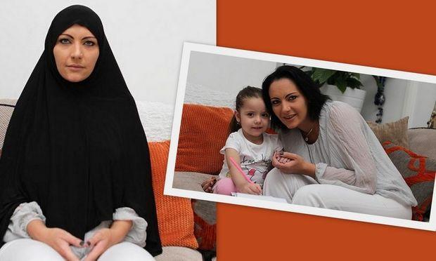 Αληθινή ιστορία: Κρύφτηκε πίσω από μπούρκα και πήγε στην Αίγυπτο για να πάρει πίσω την κόρη της!