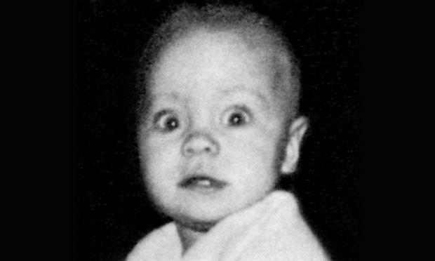Ποιο είναι το τρομαγμένο μωράκι της φωτογραφίας;