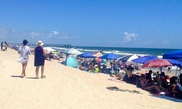 Τι κάνουμε αν χάσουμε το παιδί μας σε πολυσύχναστη παραλία!