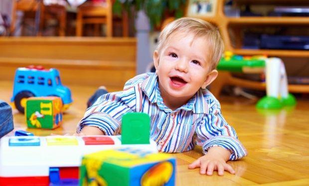 Παίξτε με τα παιδιά ακόμη και μέσα στο σπίτι!