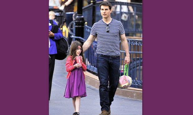 Τομ & Σούρι Κρουζ: Πατέρας και κόρη μαζί στο Λονδίνο!