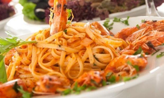 Συνταγή για λαχταριστή μακαρονάδα με γαρίδες!