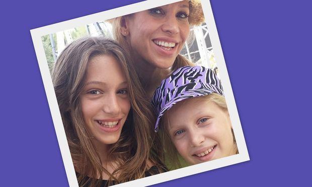 Αννίτα Ναθαναήλ: «Οι κόρες μου έχουν ξεπεράσει τις προσδοκίες μου» - Αποκλειστικά στο Mothersblog.gr