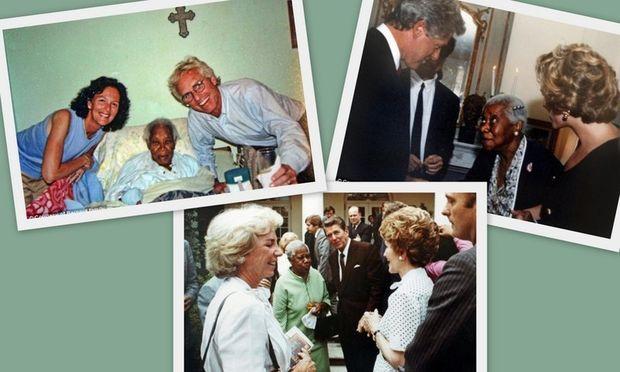 «Έφυγε» στα 105 της χρόνια η νταντά του Λευκού Οίκου!