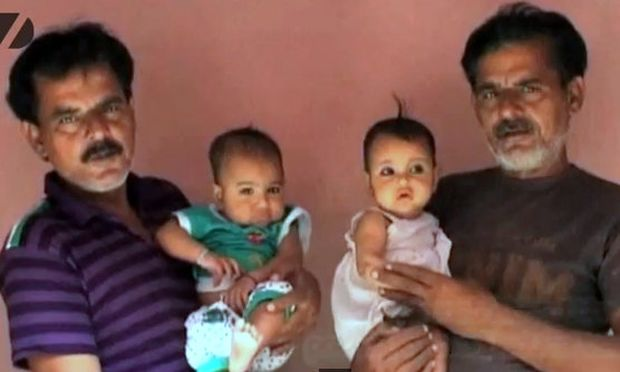 Απίστευτο: Σε χωριό στην Ινδία έχουν γεννηθεί πάνω από 108 ζευγάρια διδύμων!