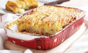 Συνταγή για την πιο αφράτη πατατόπιτα!