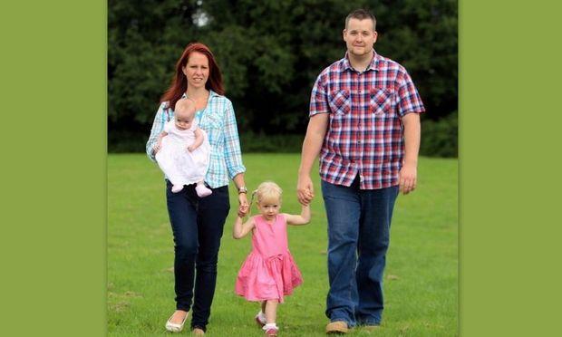 Οι γιατροί έδιναν σε κοριτσάκι μόλις 1% πιθανότητα να ζήσει και σήμερα είναι 8 μηνών!