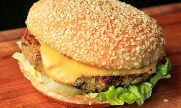 Συνταγή για νόστιμα burgers με λαχανικά!