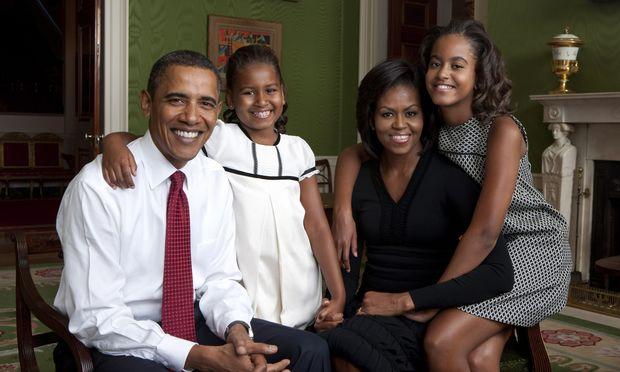 Νέο μέλος για την οικογένεια Ομπάμα!