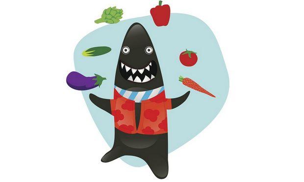 Το παραμύθι της εβδομάδας: «Ενας καρχαρίας ... χορτοφάγος»!