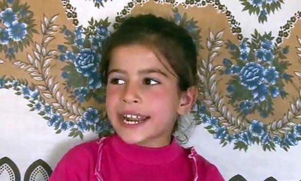 Η συγκλονιστική ιστορία ενός κοριτσιού από τη Συρία που δεν σταματά να ονειρεύεται! (βίντεο)