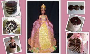 My cakes- my hobby! Μία κούκλα για την κούκλα σας!