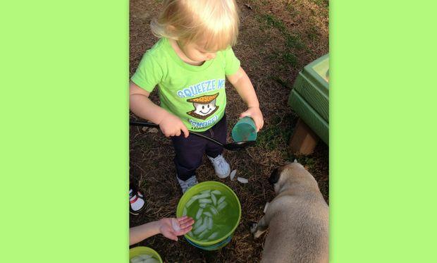 12 πράγματα που κάνουν τα νήπια καλύτερα από τους μεγάλους!