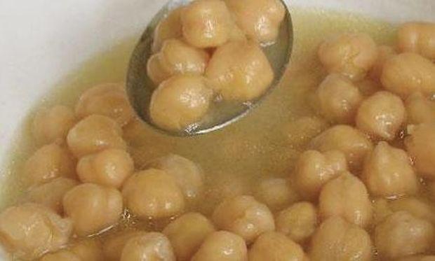 Συνταγή για θρεπτικά ρεβίθια σούπα!