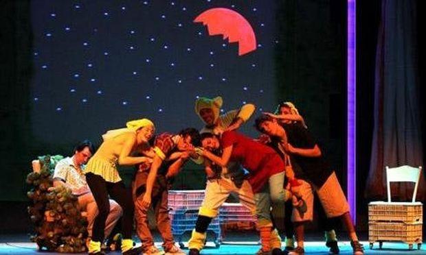 Η παιδική παράσταση «Λάχανα και Χάχανα» έρχεται στο ΙΚΕΑ