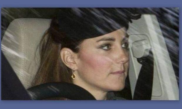 Kate Middleton: Οι πρώτες φωτογραφίες μετά τις φήμες ότι περιμένει το δεύτερο παιδί