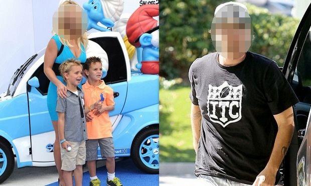 Δημόσια αντιπαράθεση διάσημου πρώην ζευγαριού για τον 7χρονο γιο τους!