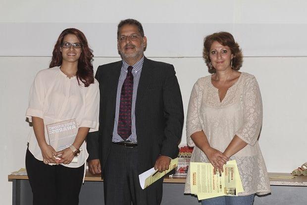 O παιδικός σταθμός «ΗΛΙΑΝΘΟΣ» επιβράβευσε τη νικήτρια Βασιλική Μπαλτζή στα Education Awards του Εκπαιδευτικού Ομίλου ΞΥΝΗ
