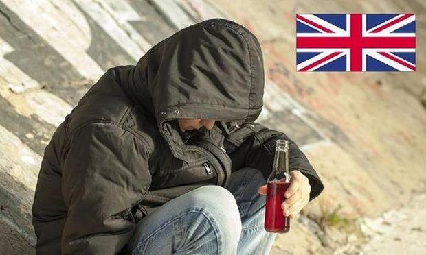 Στα νοσοκομεία 11χρονα από αλκοόλ στο Ην. Βασίλειο