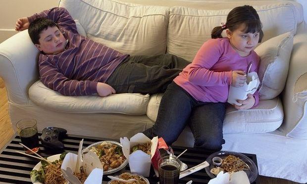 Παιδική παχυσαρκία: Η σύγχρονη «μάστιγα» της δημόσιας υγείας