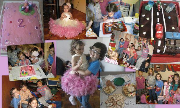 «Τα γενέθλια των παιδιών μου!», η συντάκτρια του Mothersblog Εύη Ματίεβιτς, περιγράφει την πιο όμορφη μέρα της ζωής της!