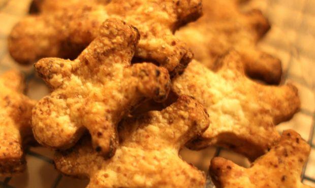 Συνταγή για υπέροχα αλμυρά μισκοτάκια!