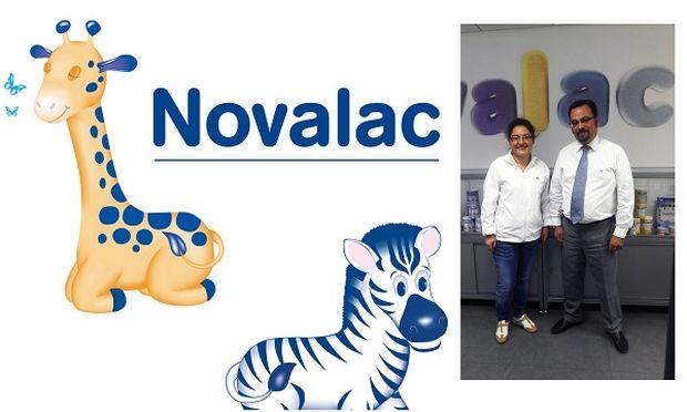Η νικήτρια για το Καλάθι της Χρονιάς με Βρεφικό Γάλα Novalac