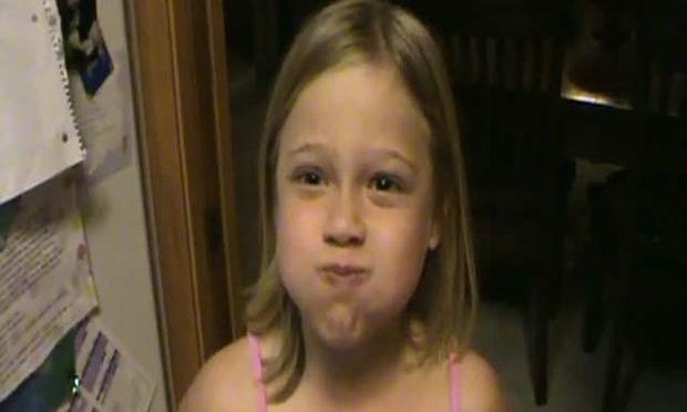 Κοριτσάκι με απίστευτο ταλέντο! (βίντεο)