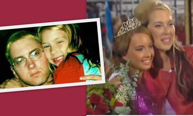 Βασίλισσα της ομορφιάς στο σχολείο της στέφθηκε η κόρη του Έμινεμ!