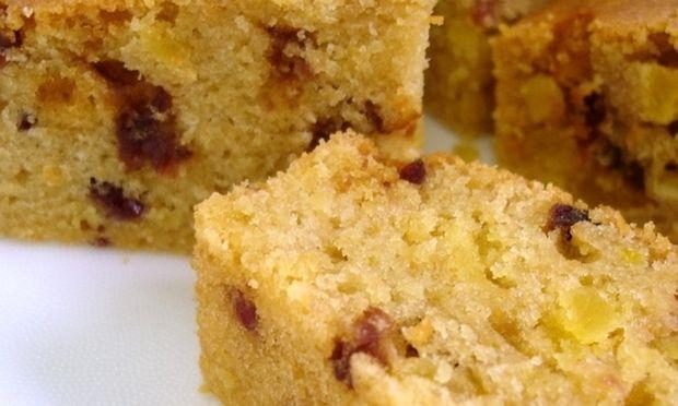 Συνταγή για υπέροχο κέικ με δημητριακά!