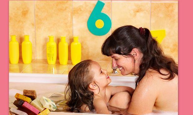 Το παιδί μου, μου ζητάει να κάνουμε μαζί μπάνιο. Είναι σωστό;