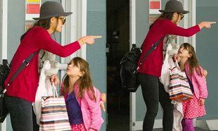 Ο φακός «τσάκωσε» την Κέιτι Χολμς να καβγαδίζει με την κόρη της Σούρι!