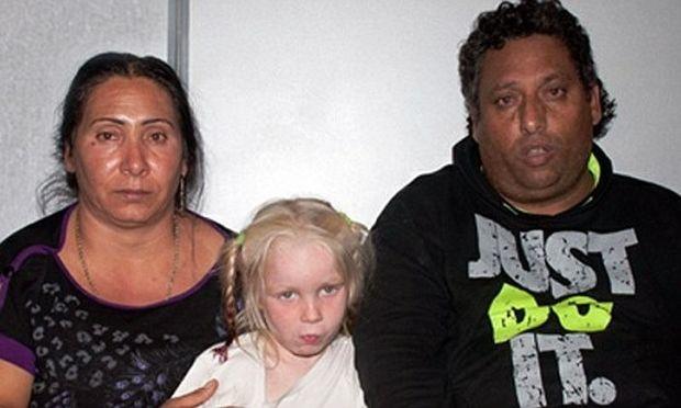 Αυτοί είναι οι Ρομά «γονείς» της Μαρίας!