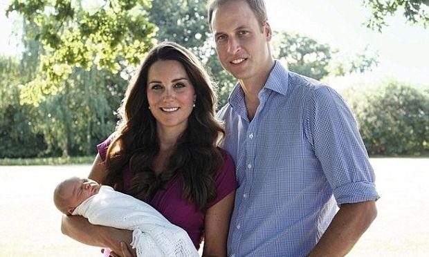 Βαφτίζεται σήμερα ο γιος της Κέιτ Μίντλετον και του πρίγκιπα Ουίλιαμ! Όλες οι λεπτομέρειες της βάφτισης