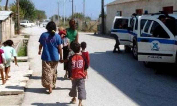 Μυτιλήνη: Τρεις Έλληνες Ρομά συνελήφθησαν για αρπαγή ανηλίκου