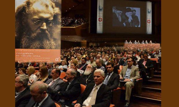 Φόρος τιμής στον θεραπευτή ψυχών και σωμάτων, Αγιο Λουκά Κριμαίας