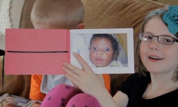 Καλωσορίζοντας την Άντις: Μία συγκινητική ιστορία υιοθεσίας (βίντεο)