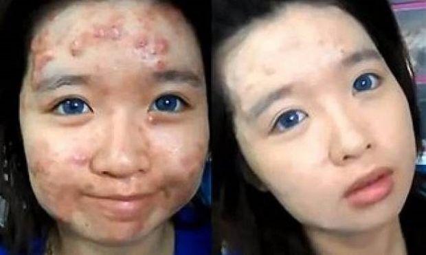 Βίντεο: Δεν θα πιστεύετε τη μεταμόρφωση αυτής της κοπέλας