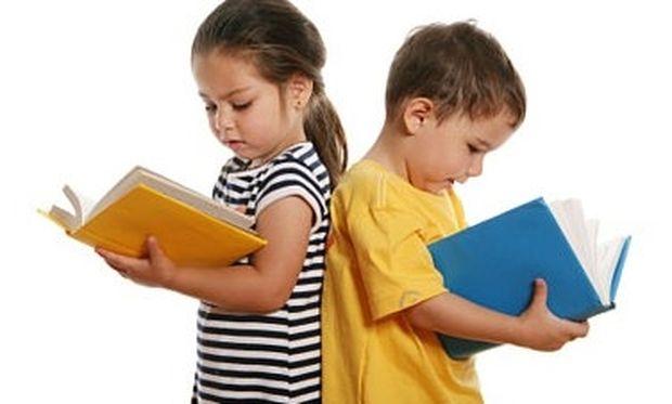 Όταν το βιβλίο γίνεται «φίλος» του παιδιού σε κάθε περίοδο της ζωής του!