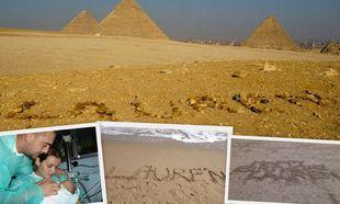 Συγκλονιστική ιστορία: Το ταξίδι της ψυχής της Λόρεν ανά τον κόσμο! (εικόνες)