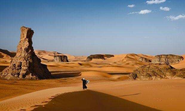 Αλγερία: 35 λαθρομετανάστες νεκροί, ανάμεσά τους γυναίκες και μικρά παιδιά από αφυδάτωση στην έρημο