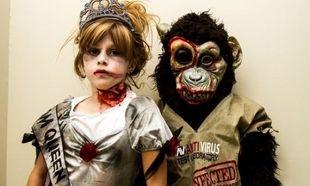 Halloween 2013: Τα πιο ευφάνταστα παιδικά κοστούμια! (φωτογραφίες)