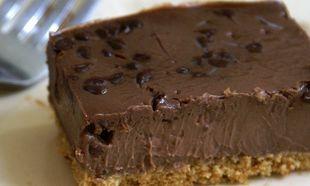 Συνταγή για το πιο εύκολο και γρήγορο cheese cake σοκολάτας!