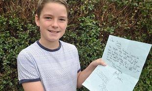 Το συγκινητικό γράμμα ενός 10χρονου στον Άγιο Βασίλη που ραγίζει καρδιές. Διαβάστε τι του ζητάει