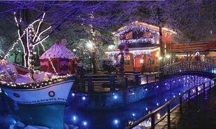 Ανοίγει για 10η χρονιά η Χριστουγεννιάτικη «Ονειρούπολη» στην Δράμα