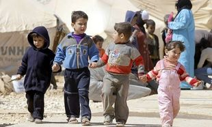 Εκκληση βοήθειας κάνει ο ΟΗΕ για τα παιδιά πρόσφυγες από την Συρία
