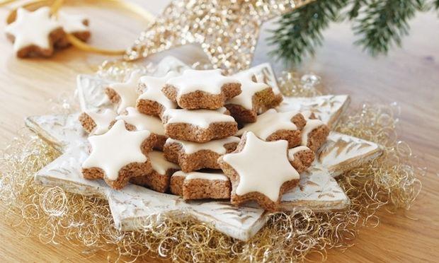Συνταγή για παραδοσιακό Γερμανικό Χριστουγεννιάτικο μπισκότο
